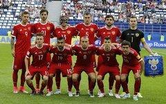 Сборная России на Кубке конфедераций 2017. Фото с официального сайта РФС