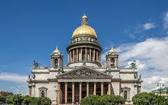 Исаакиевский собор. Фото с сайта wikipedia.org