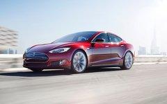 Tesla Model 3. Фото с сайта tesla.com