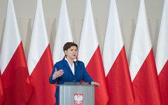 Беата Шидло. Фото с сайта pis.org.pl