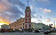 Башня городской Думы. Фото с сайта wikimedia.org