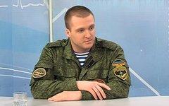Сергей Завдовеев. Стоп-кадр из видео в YouTube