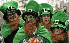 День святого Патрика в Ирландии. Фото с сайта mirf.ru
