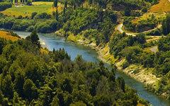 Река Уангануи. Фото с сайта wikipedia.org