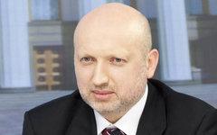 Александр Турчинов. Фото с сайта rada.gov.ua
