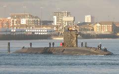 HMS Trafalgar. Фото с сайта military.wikia.com