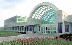 Вход в здание штаб-квартиры ЦРУ. Фото с сайта wikimedia.org