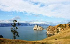 Озеро Байкал. Фото andrein с сайта radikal.ru