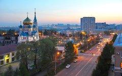 Улицы Омска. Фото с сайта travelask.ru