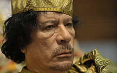 Муаммар Каддафи/wikipedia.org