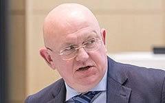 Василий Небензя. Фото с сайта wikipedia.org