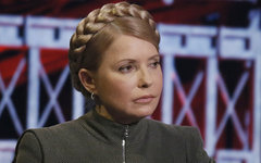 Юлия Тимошенко. Фото с сайта tymoshenko.ua