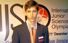 Станислав Крымский. Фото с сайта school.ioffe.ru