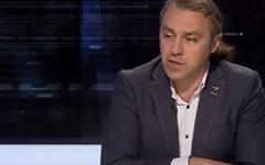 Стоп-кадр телеканала «112 Украина»