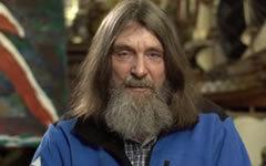 Федор Конюхов. Стоп-кадр с видео в YouTube