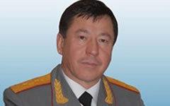 Глава МВД Таджикистана Рамазон Рахимзода. Фото с сайта mvd.tj