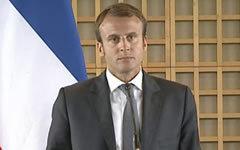 Эммануэль Макрон. Фото с сайта gouvernement.fr