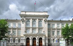 Главный корпус ТПУ. Фото Павел Андрющенко с сайта wikimedia.org