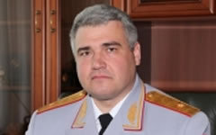 Михаил Черников. Фото с сайта 27.мвд.рф