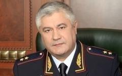 Владимир Колокольцев. Фото с сайта mvd.ru