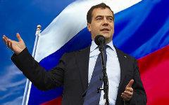 Дмитрий Медведев. Коллаж © KM.RU