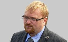 Виталий Милонов. Фото Sm alien с сайта wikimedia.org