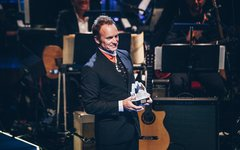 Стинг на церемонии Polar Music Prize/Polar Music Prize Facebook Official