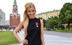 Ирина Нельсон. Фото предоставлено пресс-службой артистки