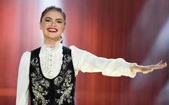 Алина Кабаева. Фото в Instagram rgymrussia
