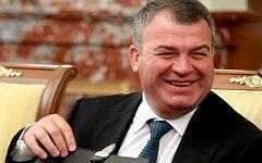 Анатолий Сердюков. Фото с сайта kremlin.ru