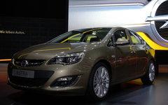 Opel Astra © KM.RU, Кирилл Савченко