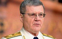 Генеральный прокурор Юрий Чайка. Фото с сайта kremlin.ru