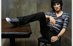 Ronnie Wood. Facebook Official