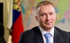 Игорь Лебедев. Фото с сайта twitter.com