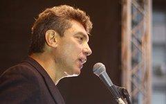 Выступление Бориса Немцова © KM.RU, Дарья Семина