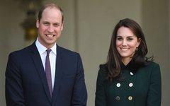 Принц Уильям и Кейт Миддлтон. Фото @KensingtonRoyal/Twitter Official