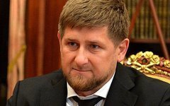 Рамзан Кадыров. Фото с сайта kremlin.ru