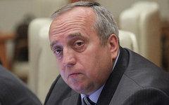 Франц Клинцевич. Фото с сайта er.ru