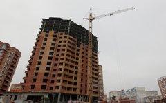 Строящийся дом © KM.RU, Алексей Белкин
