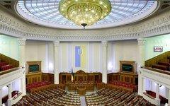 Верховная Рада. Фото с сайта wikipedia.org