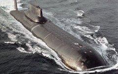 АПЛ проекта 941 «Акула». Фото с сайта wikipedia.org