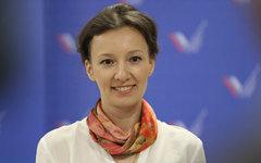 Анна Кузнецова. Фото: пресс-служба ОНФ