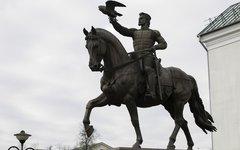 Витебск. Скульптура Ольгерда © KM.RU, Алексей Белкин