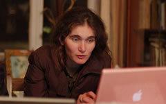 Мария Саакян. Фото со страницы Андрея Плахова в Facebook
