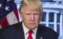 Дональд Трамп. Фото с офстраницы в Facebook