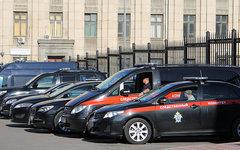 Автомобили следственного комитета РФ