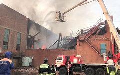 В Северной Осетии создали комиссию после пожара на заводе во Владикавказе