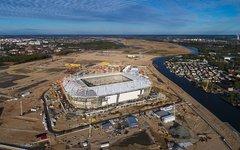 Футбольный стадион «Калининград»