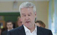 Сергей Собянин поспорил с Сергеем Шойгу