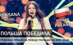 Польша одержала победу на «Детском Евровидении» в Белорусии